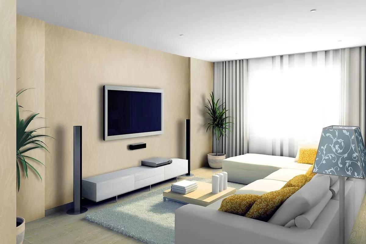 Ремонт двухкомнатной квартиры жк Савеловский сити